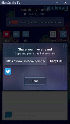 how to stream facebook mobile game 12