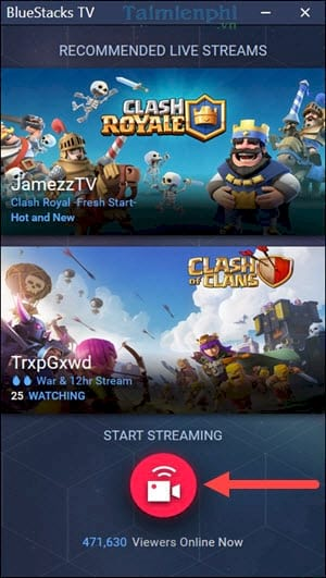 how to stream mobile games to facebook 3