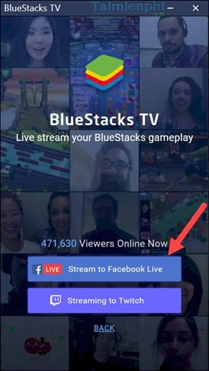 how to stream mobile games to facebook 4