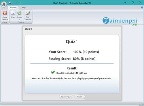using articulate studio to create eng giang e learning for powerpoint 24