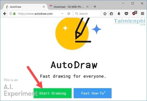 how to use autodraw camera to quickly scan images 2
