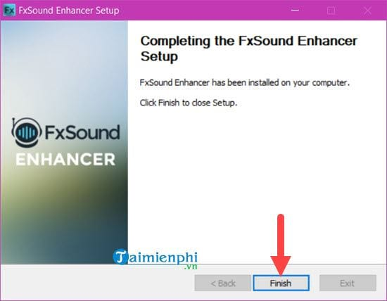 using dfx audio enhancer on windows 10 6