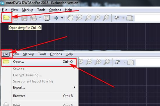 how to use the free dwg viewer 3