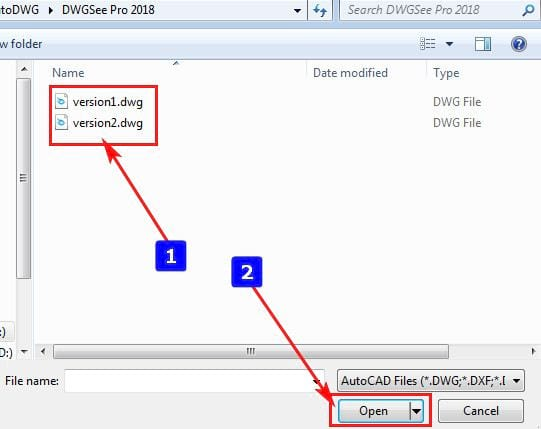 how to use the free dwg viewer 4