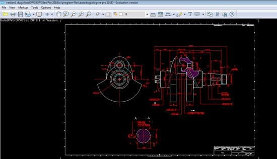 how to use free dwg viewer 5