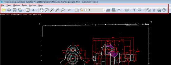 how to use the free dwg viewer 6