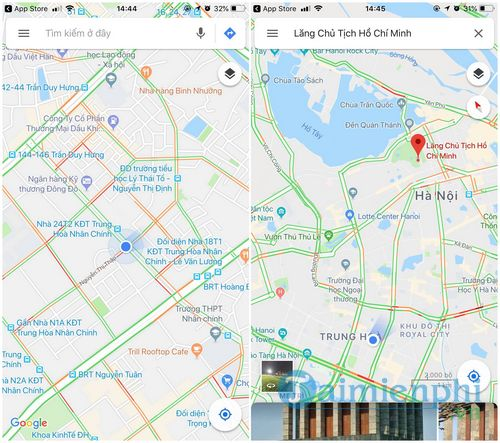 How to use google traffic to view traffic routes 3