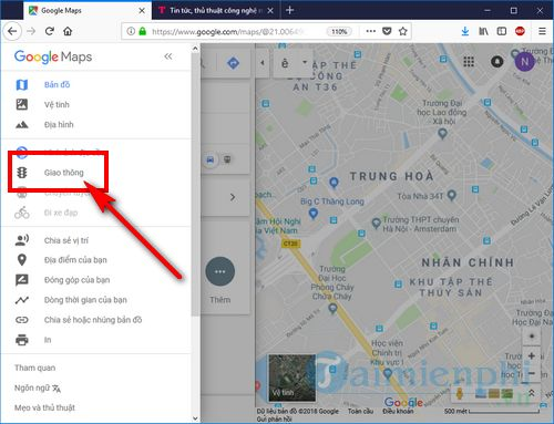 how to use google traffic to see traffic methods 5