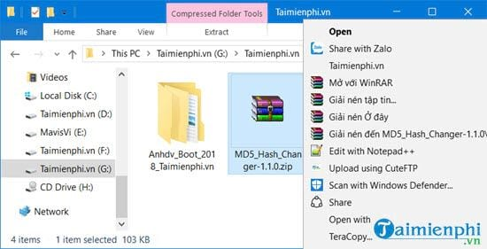 How To Use Md5 Hash Changer Tool To Change Md5 Of Videos And Files Scc