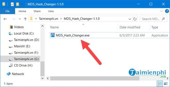 how to use md5 hash changer tool to change md5 video file 3