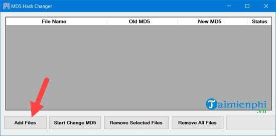 how to use md5 hash changer tool to change md5 video file 4