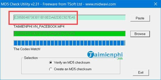 how to use md5 hash changer tool to change md5 video file 7