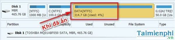 using the minitool partition wizard 18