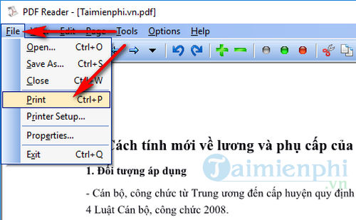 how to use pdf reader for windows 7 7
