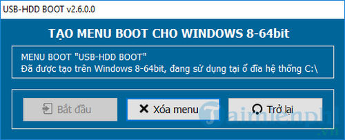 using usb hdd boot 2
