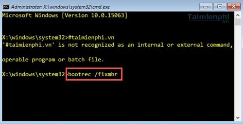 how to fix boot loader on windows 10 8