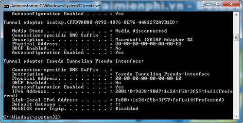 how to fix ethernet does not have a valid ip configuration on windows 4