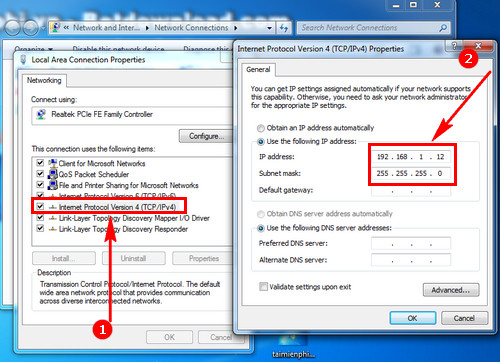 how to fix ethernet does not have a valid ip configuration on windows 7