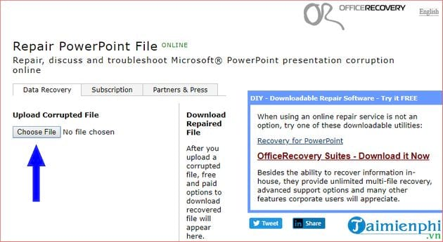 How to fix powerpoint file 21