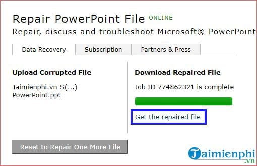 how to fix powerpoint file 25
