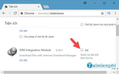 how to fix idm without file mp4 on google chrome 6