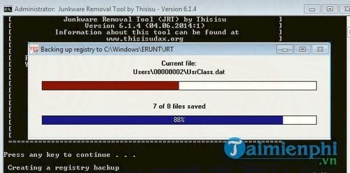 how to fix unable to delete exe file due to virus failure 16