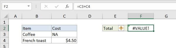 How to fix value in Excel 2