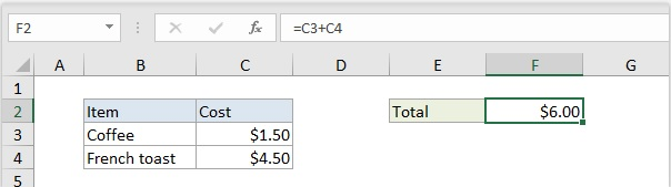 How to fix value in Excel 3