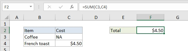 How to fix value in Excel 4