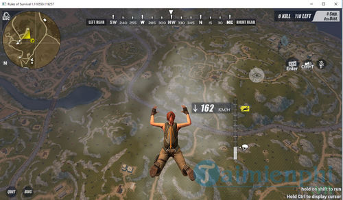 How to fix the rules of survival when playing