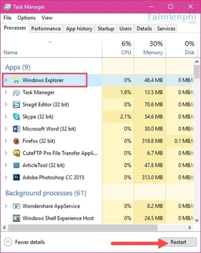 how to fix windows 10 action center not ok 3