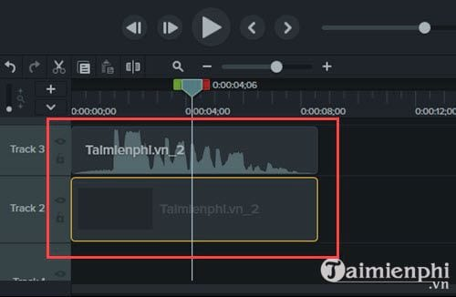 how to remove audio from video with camtasia studio 7