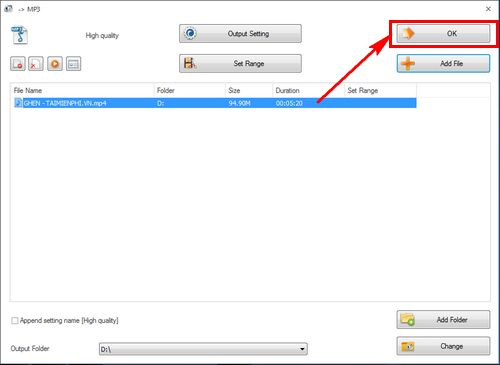 how to remove music from video format factory 7