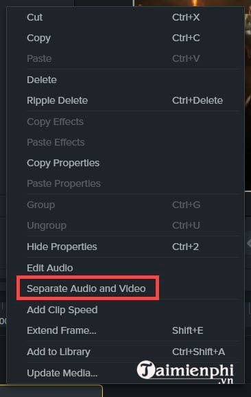 how to build a picture in video 7