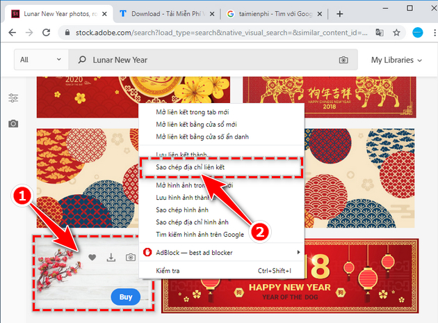 how to download adobestocking 123rf istockphoto flickr mien phi 3