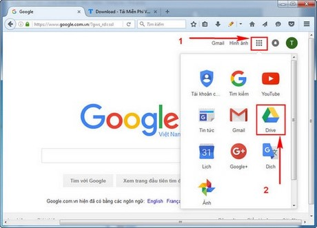 how to download google drive file