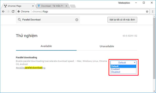 How to quickly download files on Google Chrome without installing IDM 4