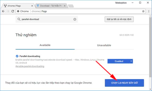 How to quickly download files on Google Chrome without installing IDM 5