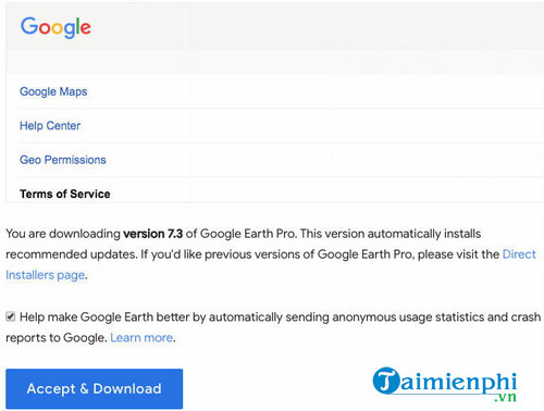 how to download google earth pro free 3