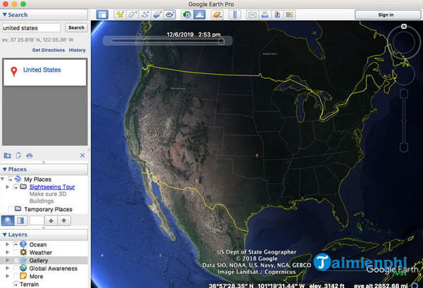 how to download google earth pro free 5