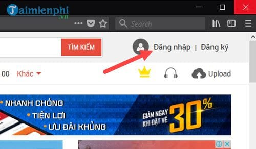 how to download mp3 from Nhaccuatui to your computer 3