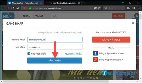 how to download mp3 from Nhaccuatui computer 4