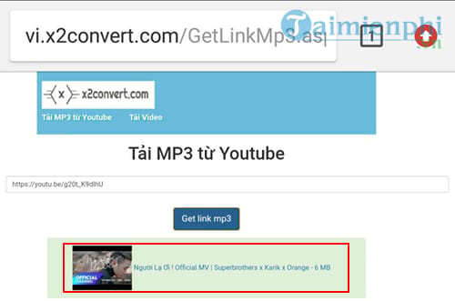 how to download mp3 from youtube for phone 5