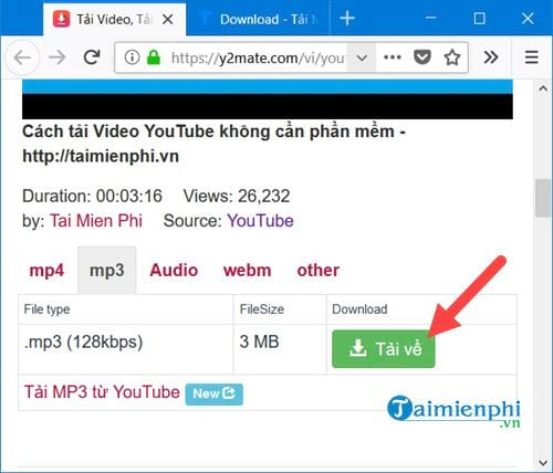 how to listen to music on youtube mp3 5