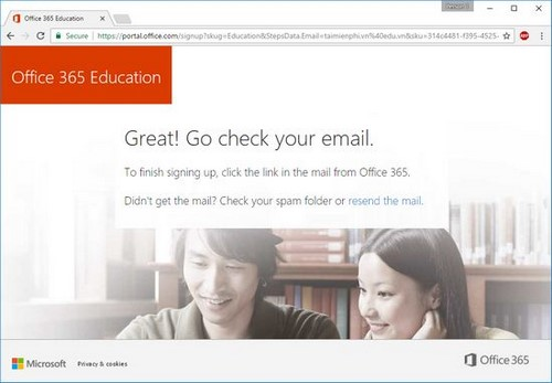 how to get to Office 365 for free