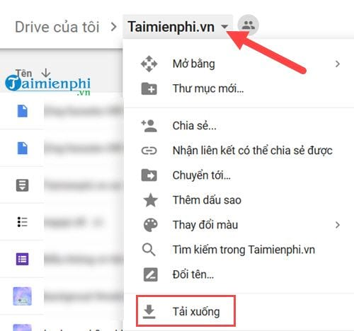 how to delete the shared folder with google link 7 link