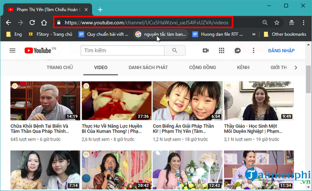 how to download youtube video co yen tam linh mobile on the phone 2