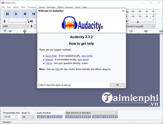 how to install and set audacity on a computer 12