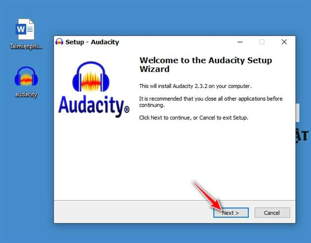 how to set and set audacity on a computer 5