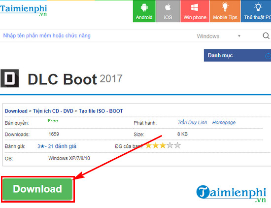 how to install and set up dlc boot windows